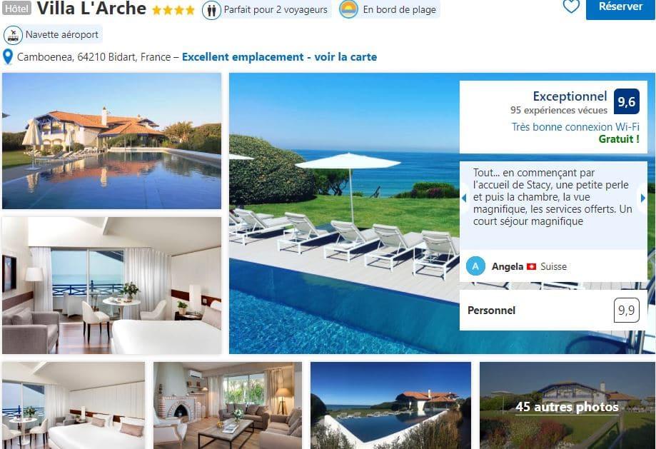 hotel-villa-luxe-proche-biarritz