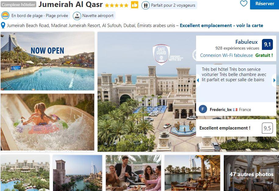 jumeirah-al-qasr-hotel-5-etoiles-dubai