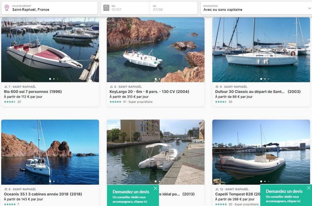 reserver-bateau-saint-raphael