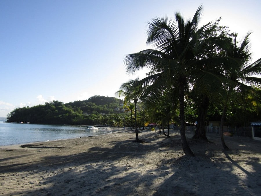 Anse-a-l-ane-martinique