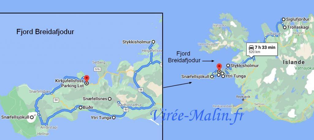 circuit-voiture-fjord-Breidafjodur-islande-ouest