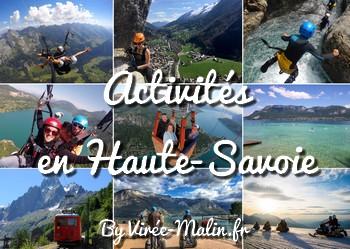 activités-Haute-Savoie