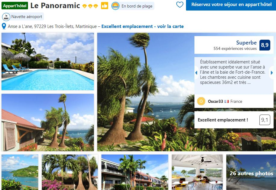 appart-hotel-le-panoramic-martinique-sud