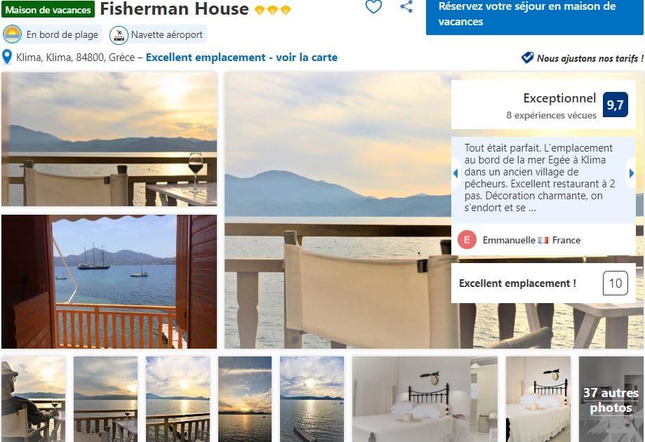 fiskerman-house-logement-klima-milos-village-pecheur