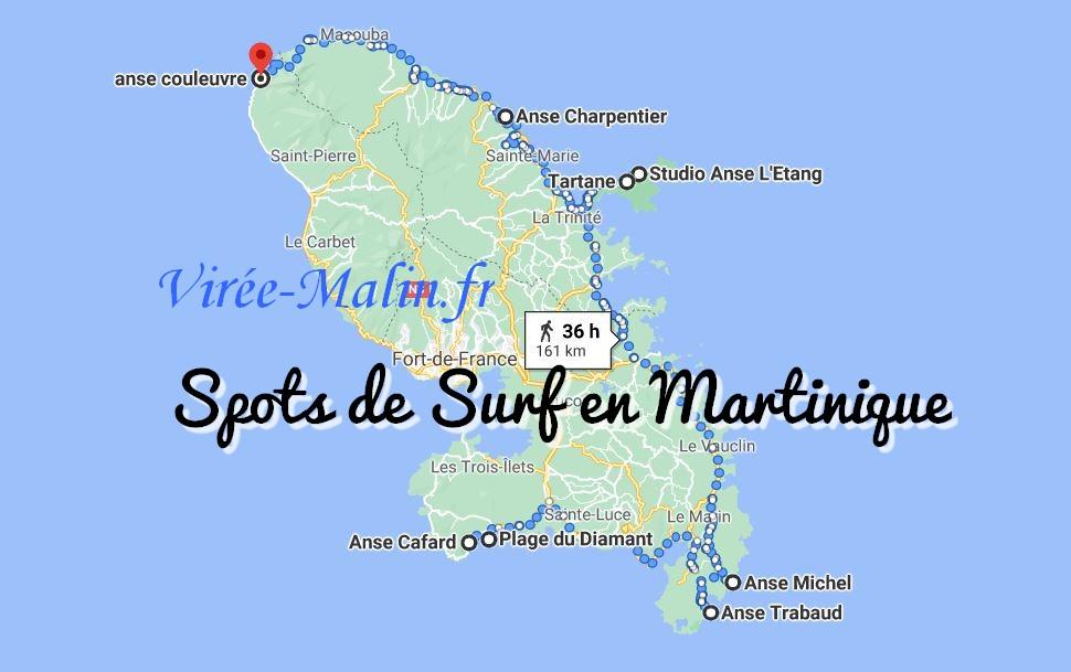 hotels-proches-spots-plages-surf-martinique