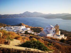 Où loger à Milos, dans quelle ville dormir sur l'île de Milos