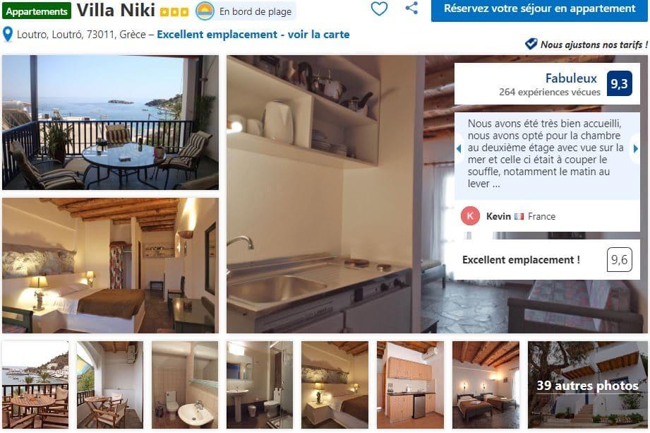 villa-niki-loutro