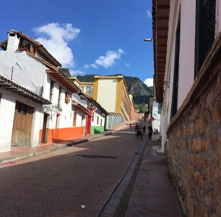 Bogota-quartier-Candelaria