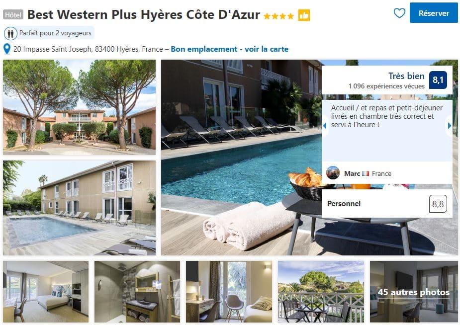 best-western-hyeres-piscine-hotel