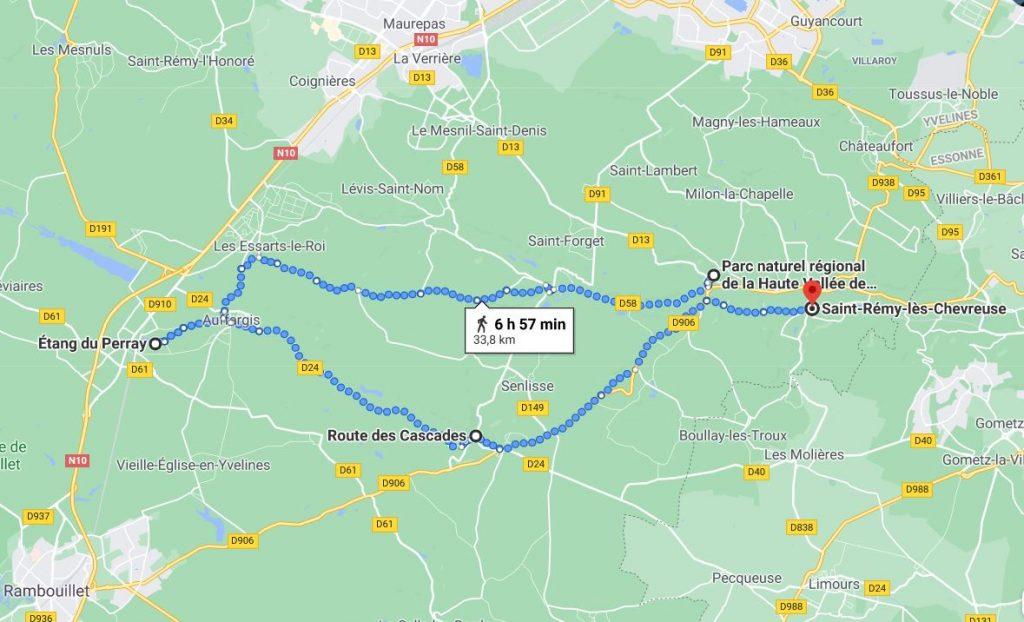 carte-rando-parc-naturel-regional-haute-vallee-chevreuse