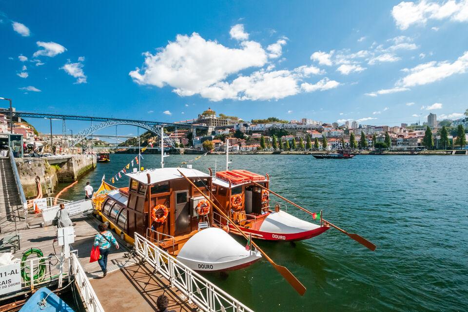 Porto : croisière des six ponts sur le Douro