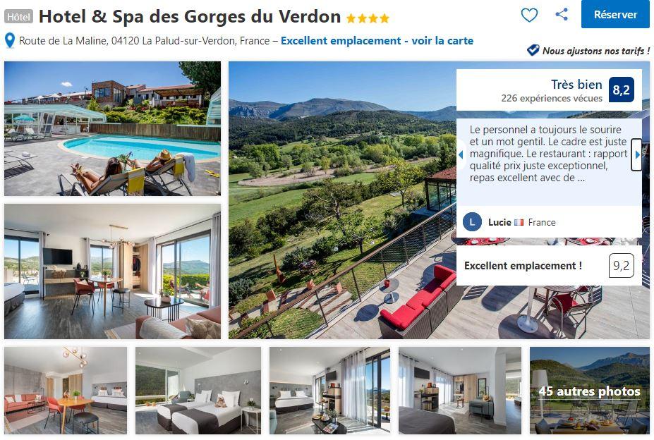 hotel-proche-rando-sentier-Blanc-Martel-verdon
