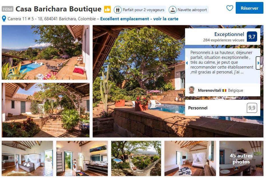 logement-barichara-colombie