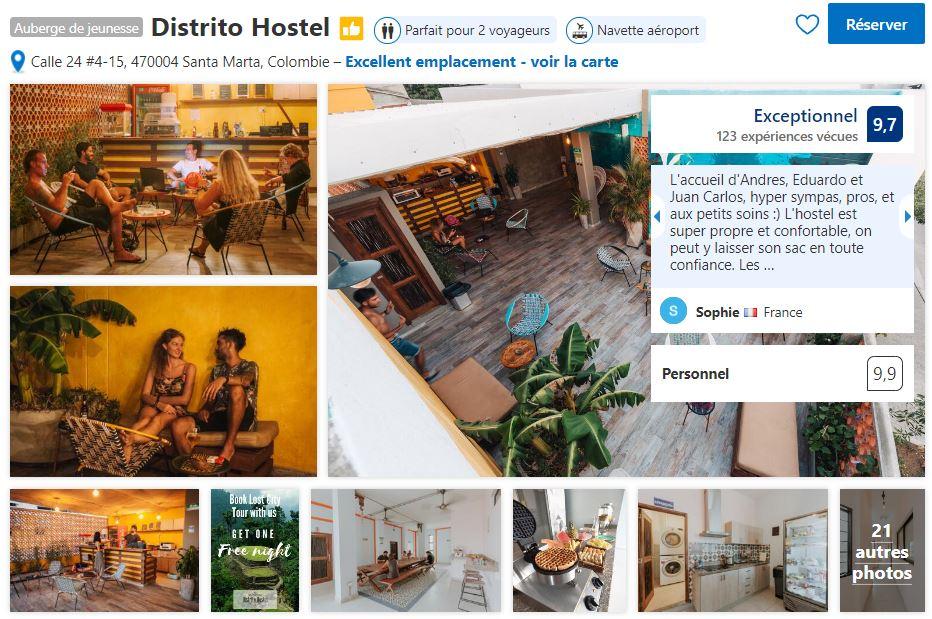 logement-bien-situé-santa-marta-colombie