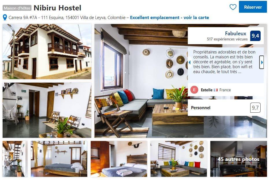 logement-villa-de-leyva-colombie