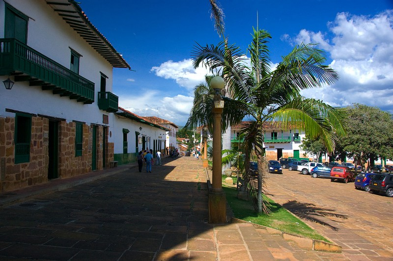 maison-coloniale-Barichara-colombie