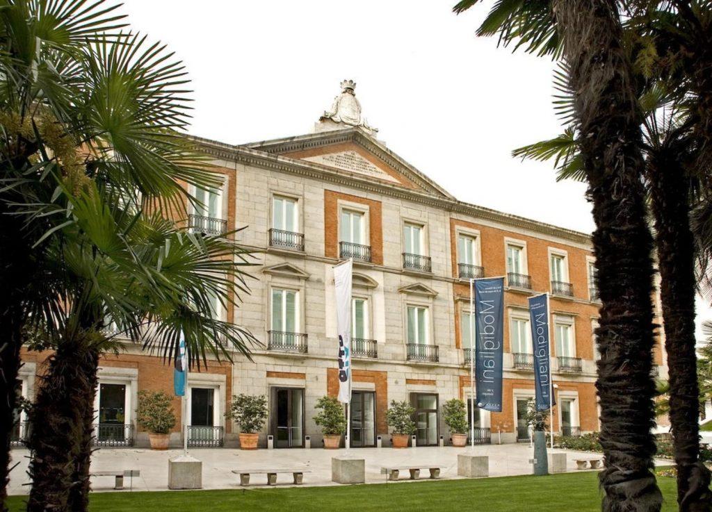 Musée Thyssen de Madrid