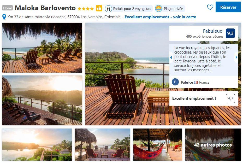 ou-loger-proche-parc-Tayrona-colombie