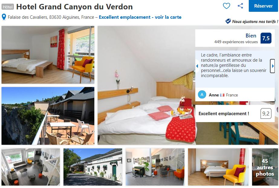 rando-grand-canyon-verdon-hotel