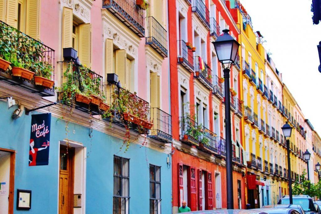 Visiete en français dans les ruelles de la vieille ville de Madrid