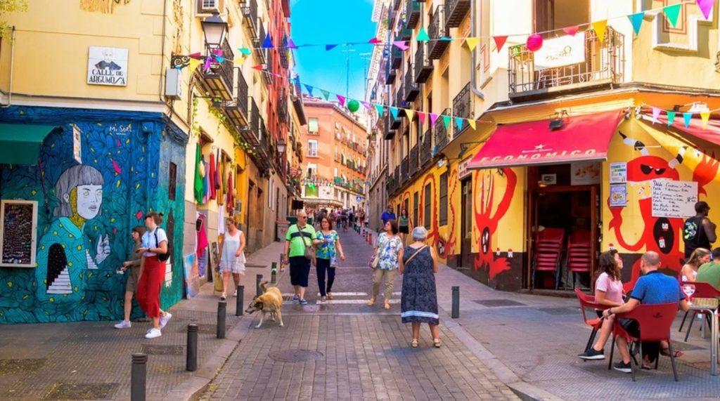 Visite guidée dans le quartier de Lavapiès à Madrid