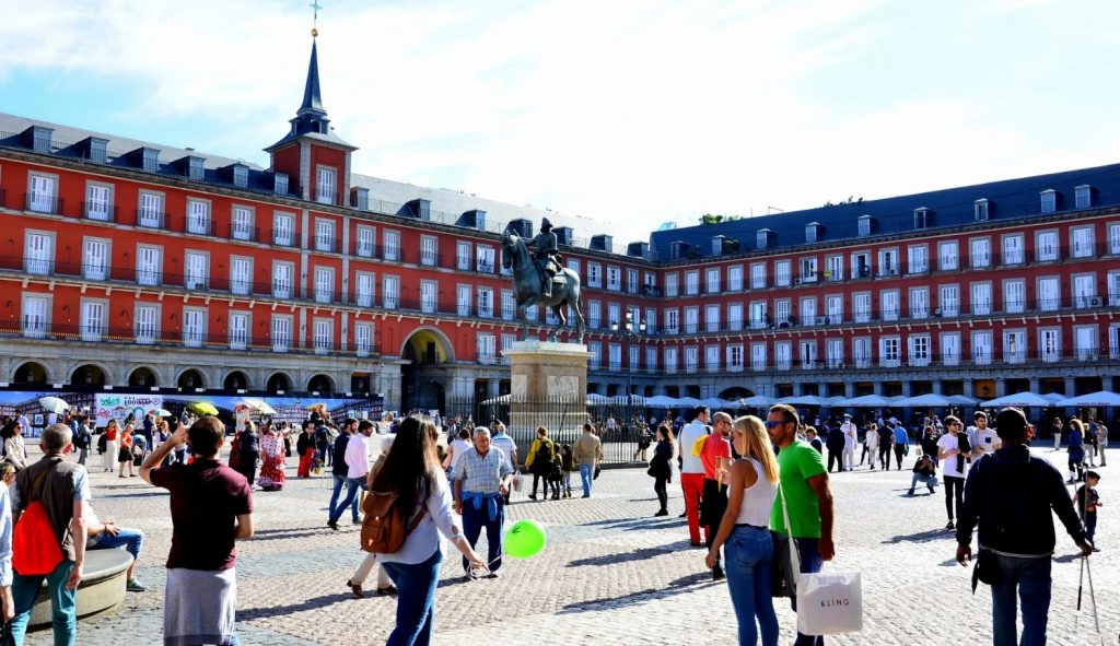Visite guidée en français du quartier historique de Madrid