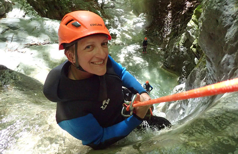 activite-canyoning-annecy
