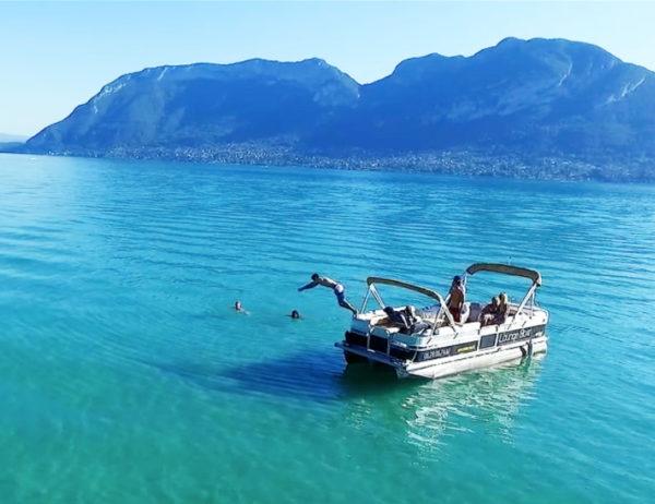 activite-lac-annecy-en-bateau