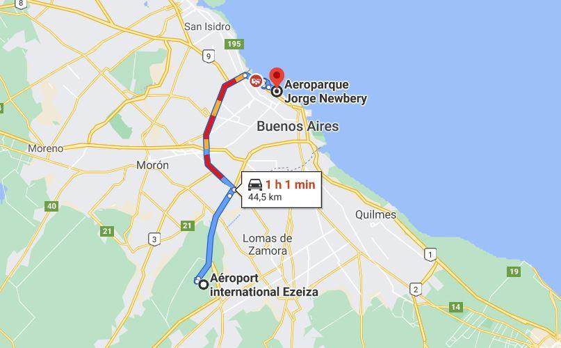 aeroport-buenos-aires-Ministro-Pistarini-Jorge-Newbery-argentine