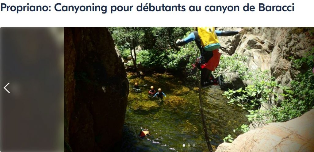 canyoning-proche-propriano