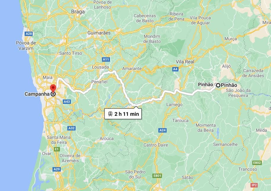 comment-aller-gare-campanha-porto-vers-vallee-douro-pinhao-en-train