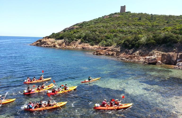 kayak-mer-porto-vecchio