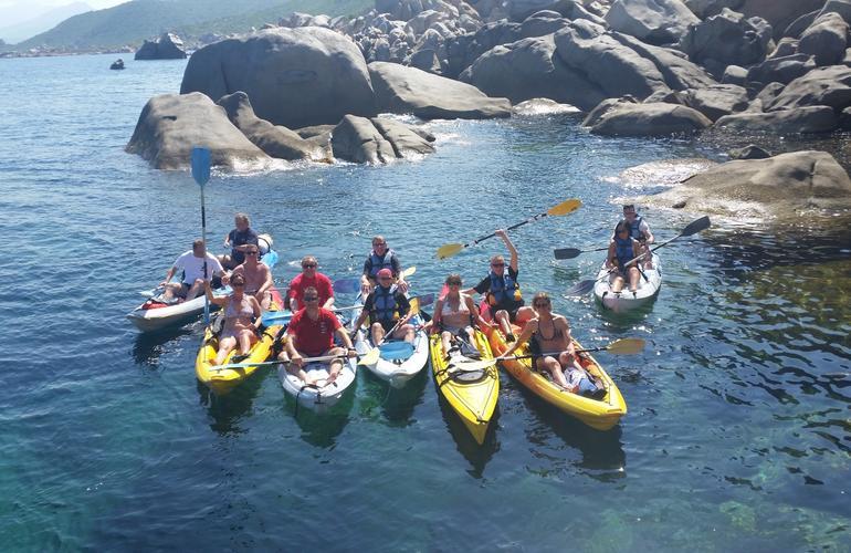 kayak-mer-proche-propriano