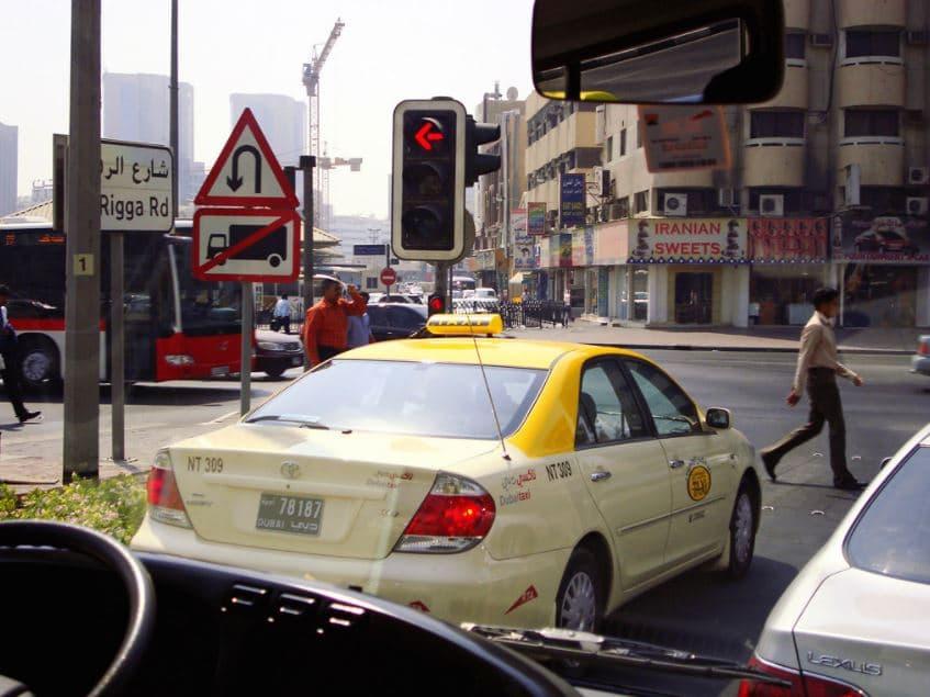 taxi-dubai-aoroport-centre-ville