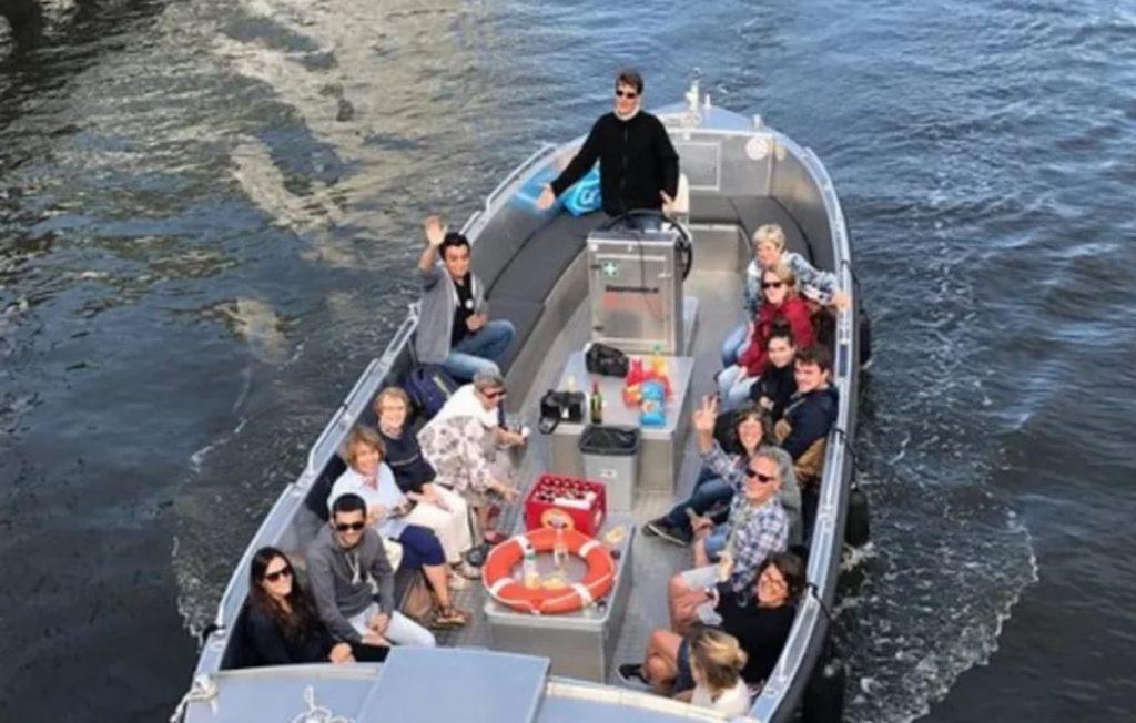 activite-gourmande-amsterdam-en-bateau