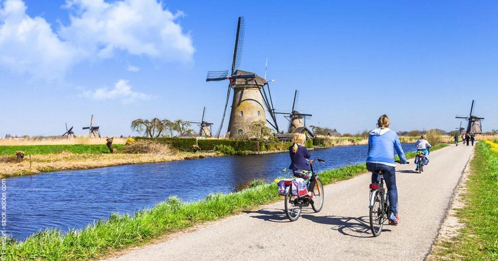 activite-velo-amsterdam-zaanse-schans