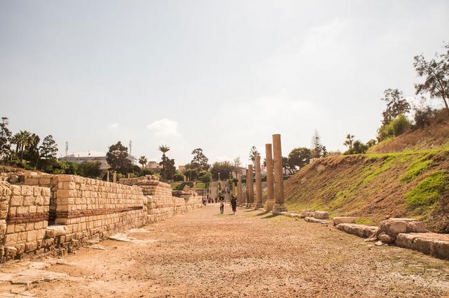 vestiges-egyptiens-visite-en-francais-alexandrie