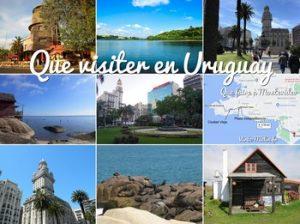 Visiter l'Uruguay : les spots incontournables pour un séjour de 10 jours