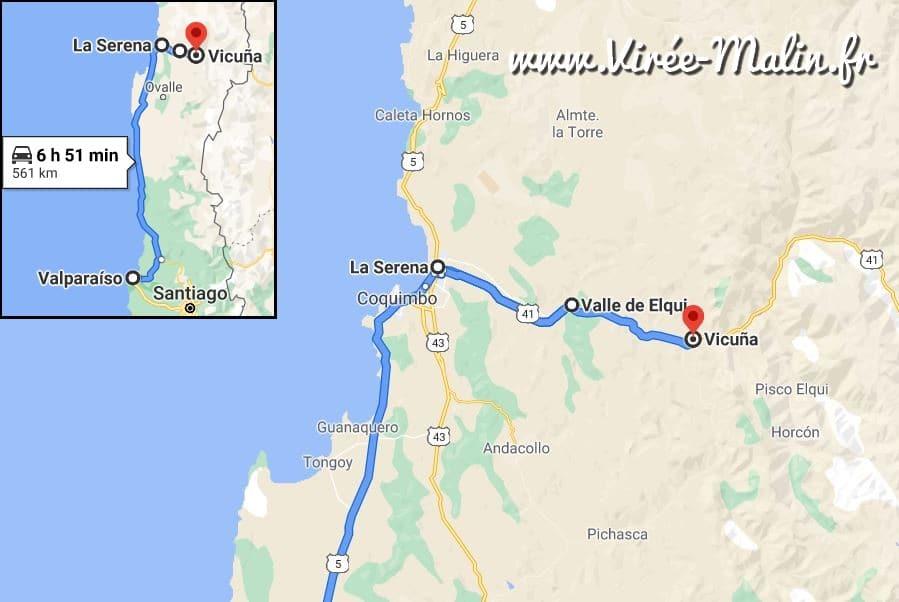comment-rejoindre-Valle-del-Elqui-depuis-Valparaiso