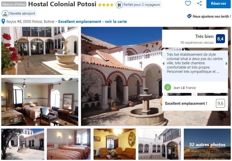 hotel-proche-centre-potosi-bolivie