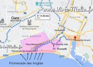 Où dormir à Nice pour profiter de la ville pleinement