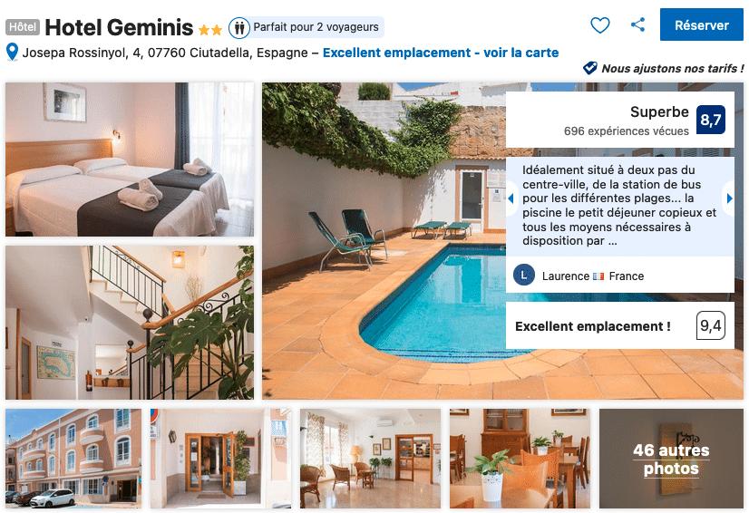 Ciutadella-minorque-hotel-avec-piscine-proche-centre-ville-bon-rapport-qualite-prix