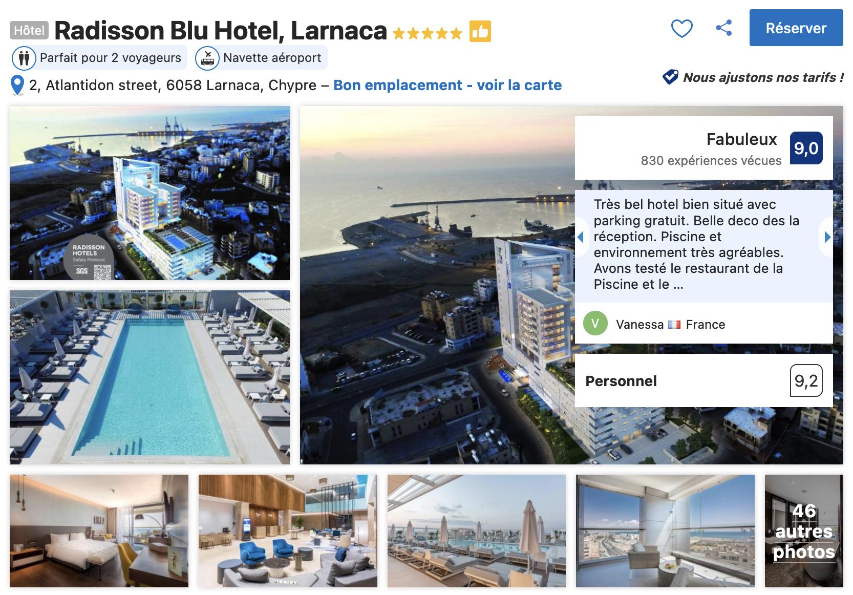 ile-de-chypre-hotel-5-etoiles-accessible-larnaca