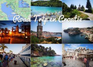 Road Trip en Croatie de 10 jours, 15 jours ou 20 jours ? Quel circuit faire en Croatie et où dormir en Croatie ?