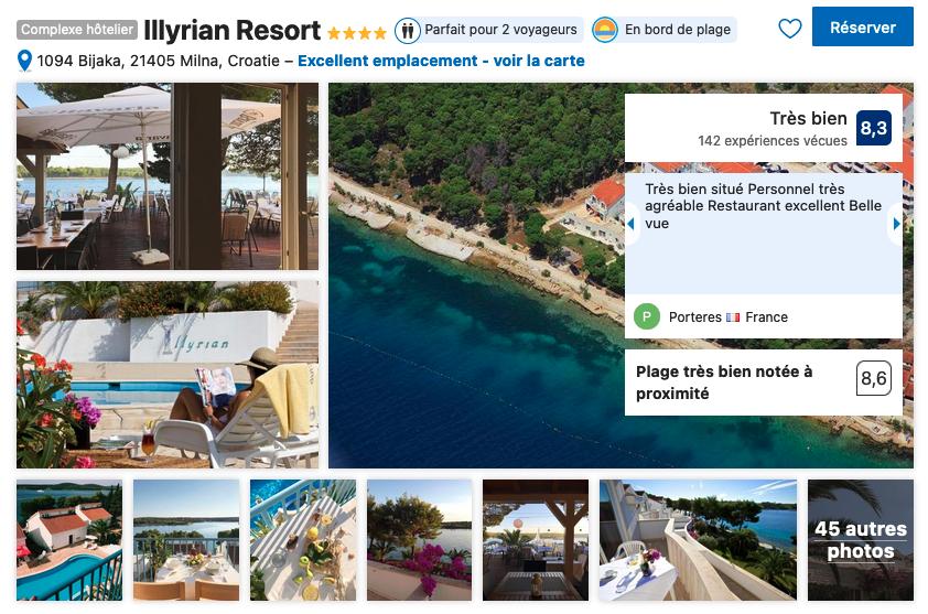 brac-hotel-proche-mer-avec-piscine
