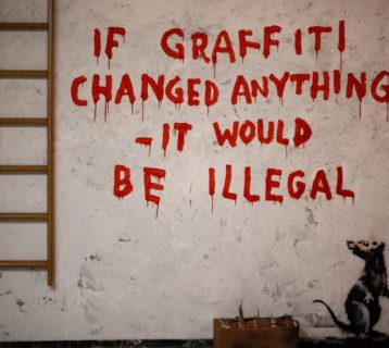 exposition-de-Banksy-Barcelone