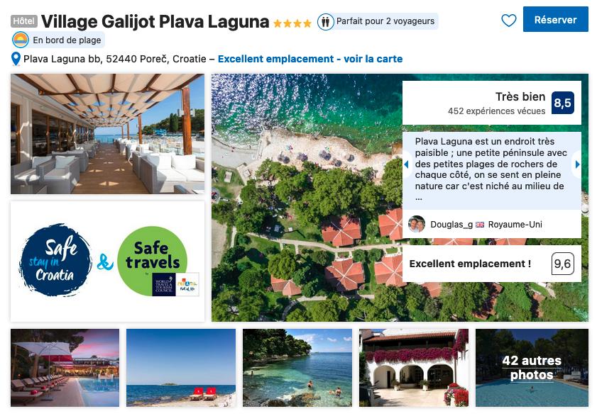 hotel-de-charme-porec-avec-piscine-avec-restaurant-station-balneaire-plava-laguna