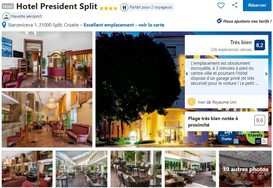 hotel-president-split
