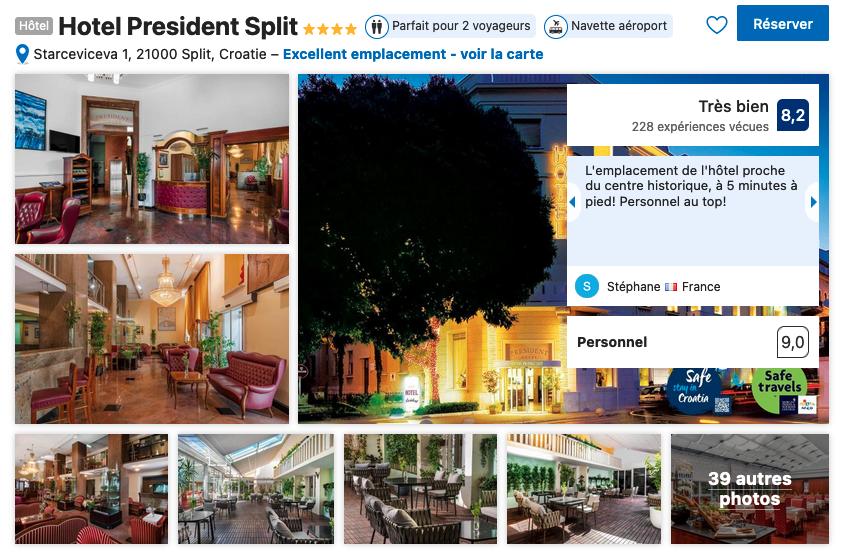 split-hotel-de-standing-avec-restaurant-proche-centre-historique